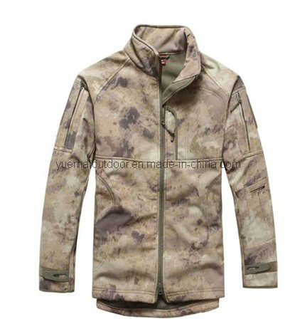High Quality Military and Army Softshell Jacket