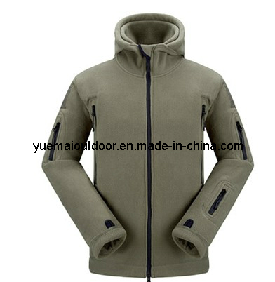 High Quality Army Winter Fleece Jacket