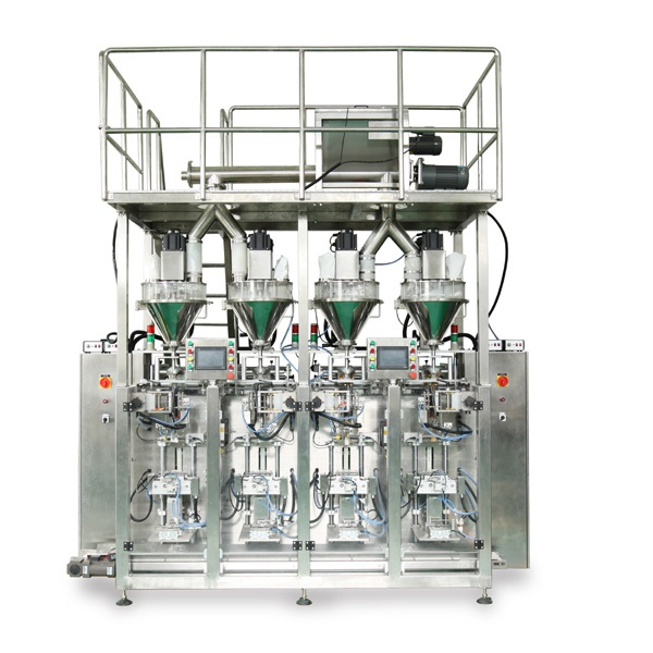 round corn stick packing machine