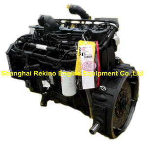 DCEC Cummins QSB5.9-C130-30 construction industrial diesel engine motor 130HP 2200RPM