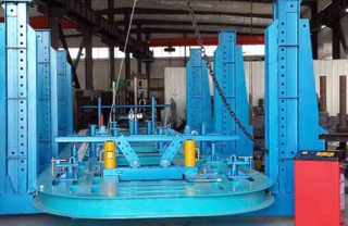 Truck Frame Machine