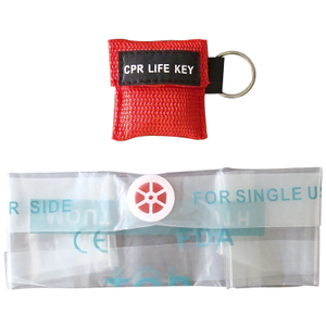 CPR life key mask