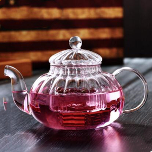 Glass teapots,glass coffee pot, heat-resistant glass,borosilicate glass with filter