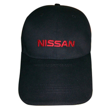 Car Logo Embroider Promotional Cap