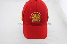 Shell Logo Embroidery Gas Station Worker Safety Baseball Cap