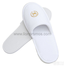 Custom Logo Hotel Disposable Slipper
