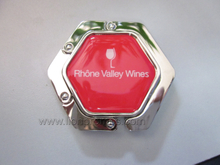 Lady Wine Gift Zinc Alloy Bag Holder