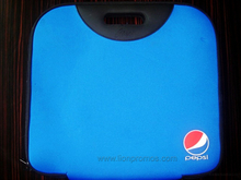 Pepsi Cola Logo Printing Shake Proof Neoprene Laptop Bag