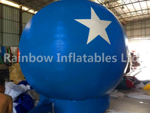 RB22038-2(dia 2.7m)Inflatable Ground Ballons For Sale