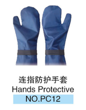 Hands protective glove