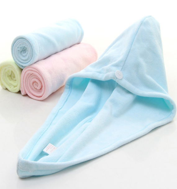 Microfiber Turben Twist Hair Towel