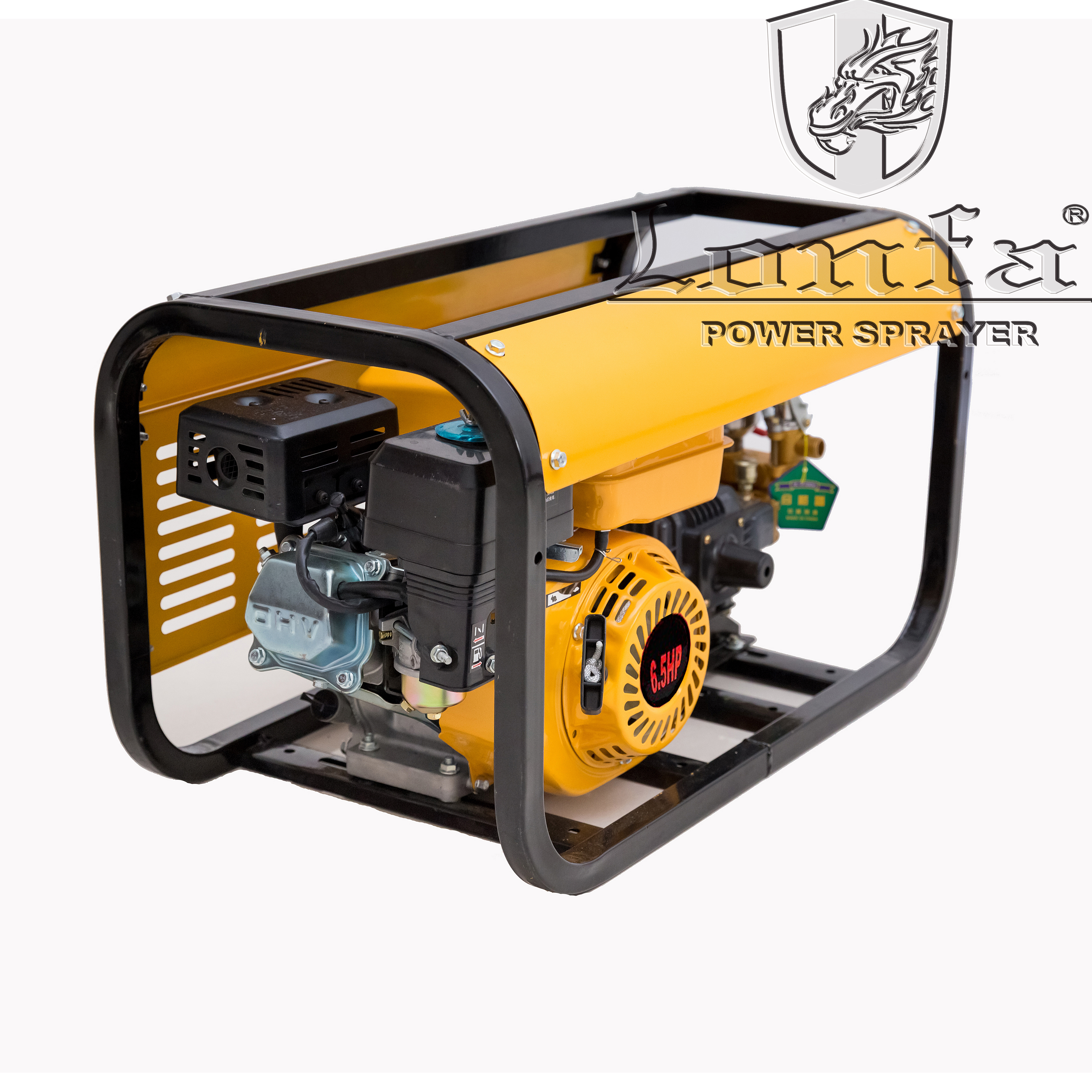 China quality high pressure agricultural 5.5hp gasoline power sprayer