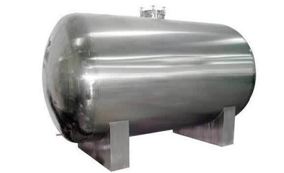 Stainless Steel Double-Layer Distilled Water Tank