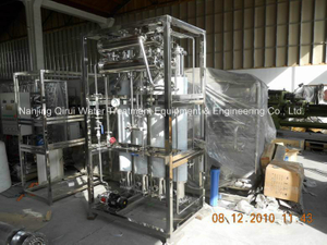 Stainless Steel Multiple Efficiency Distiller (LD Series)