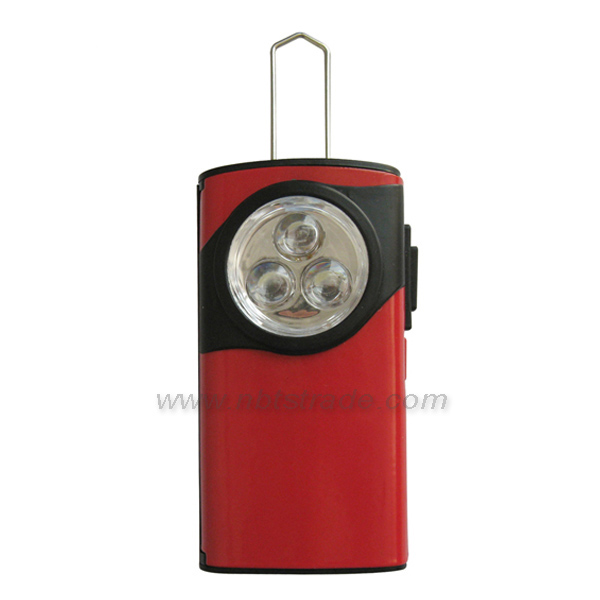 Steel LED Camping Light