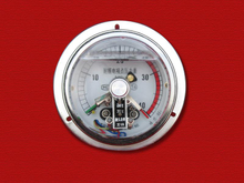 PG-064 Magnetic electric contact Pressure Gauges with liquid filled