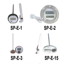 SP Series Digital Display Thermometer