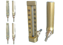LX-006 Angular Board-Type Thermometers
