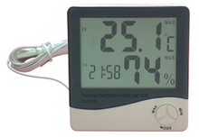 WSD-1 Digital Indoor/Outdoor Thermometer Hygrometer