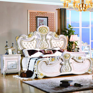 W801A Classical Bedroom Furniture Sets