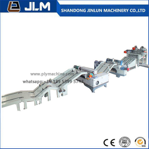 Automatic CNC Control 8 Feet Plywood Veneer Peeling Line From China