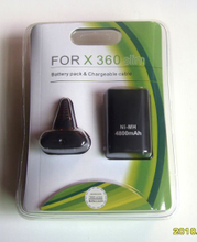 Battery Pack for xBox360 Slim Style No. xBox3sbp