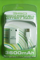 Battery Pack for xBox 360