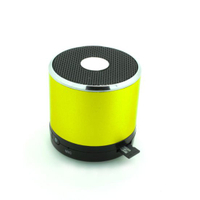 Portable Bluetooth Speaker with TF Card Style No. Spb-P11