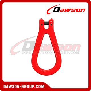 G80 / Grade 80 Clevis Pear Link, Clevis Omega Link for Lifting Chain Slings