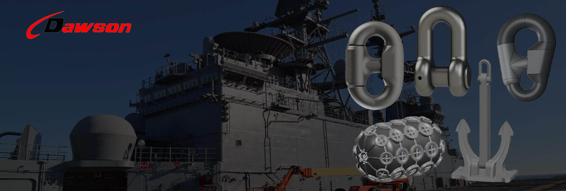 Marine Hardware - DAWSON LIFTING AND RIGGING SUPPLIER