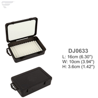 DJ0633 Plastic Fly Box Storage moth bait box