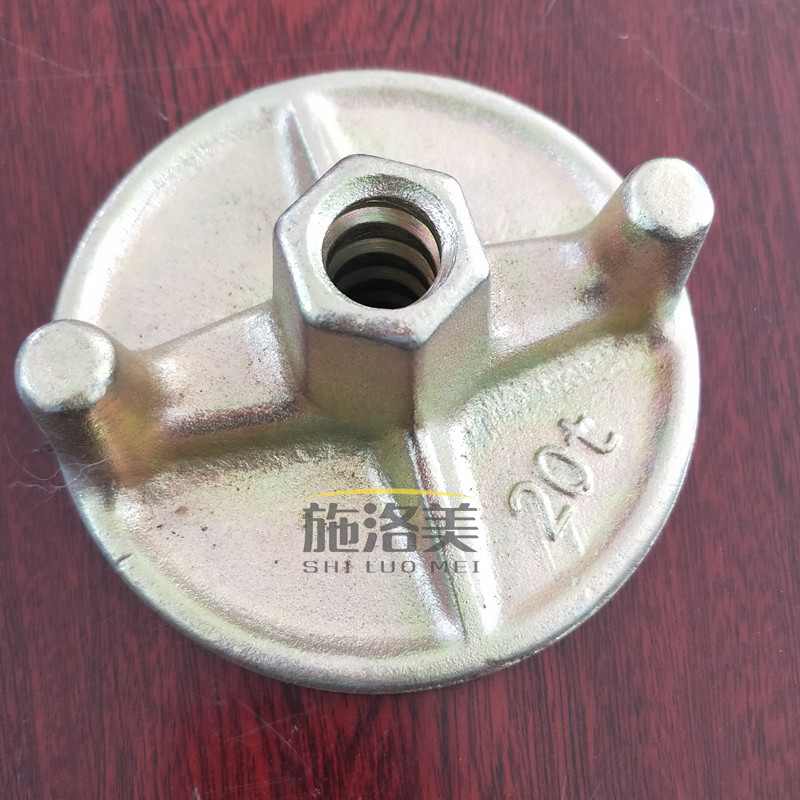 Concrete Wall Form Work Drywall Scaffold Wing Nut