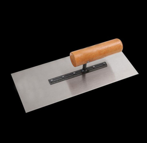 High Thickness Construction Scraper Plastering Trowel Working Tool