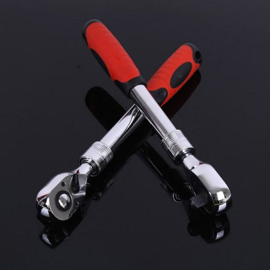 "1/2"" 3/8"" 1/4"" Quick Release Ratchet Wrench"