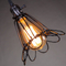 Vintage Decor Ce RoHS Hotel Lamps Bulb Edison 40W E26 120V Pendant Lamp Hot New Products