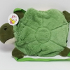 Plush Soft Toy Tortoise School Backpack for Kids