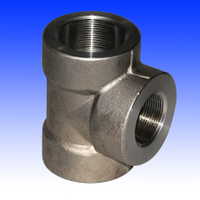 Socket Welding Threaded Equal Tee (YZF-P55)