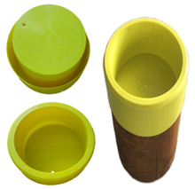 Plastic Liftable Pipe Protection