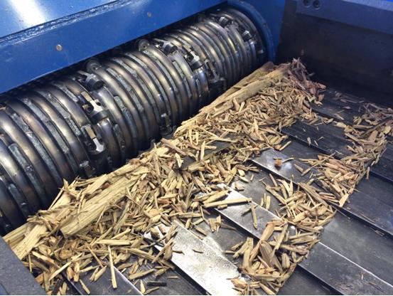 Enerpat Wood Pallet Shredder-2