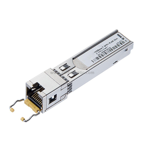 10GBase-T SFP+ Copper Transceiver , Cat 6a/7, 30M