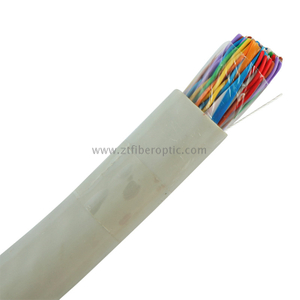 Indoor 50pairs 24AWG UTP CAT5E Multipair telephone cable