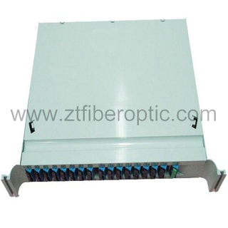 Tray Type Fiber Optic PLC Splitter