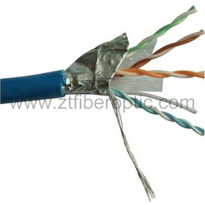 Copper Conductor CAT6A FTP Network Cable