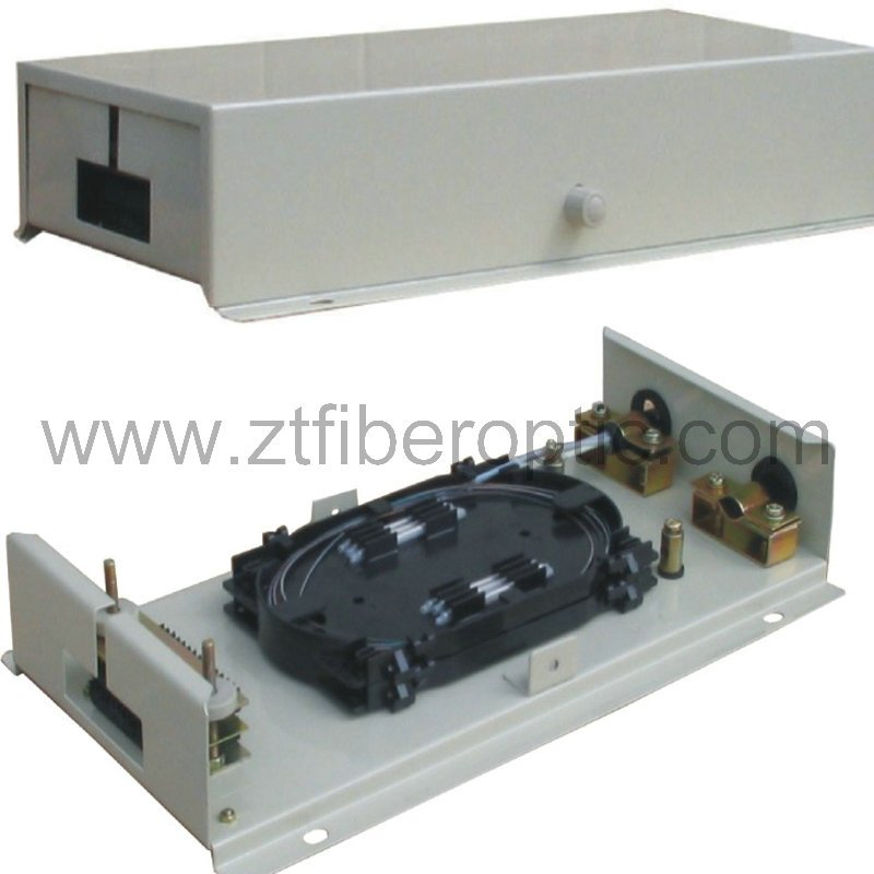 Cold Rolled Steel Wall Mounted Fiber Optic Terminal Box