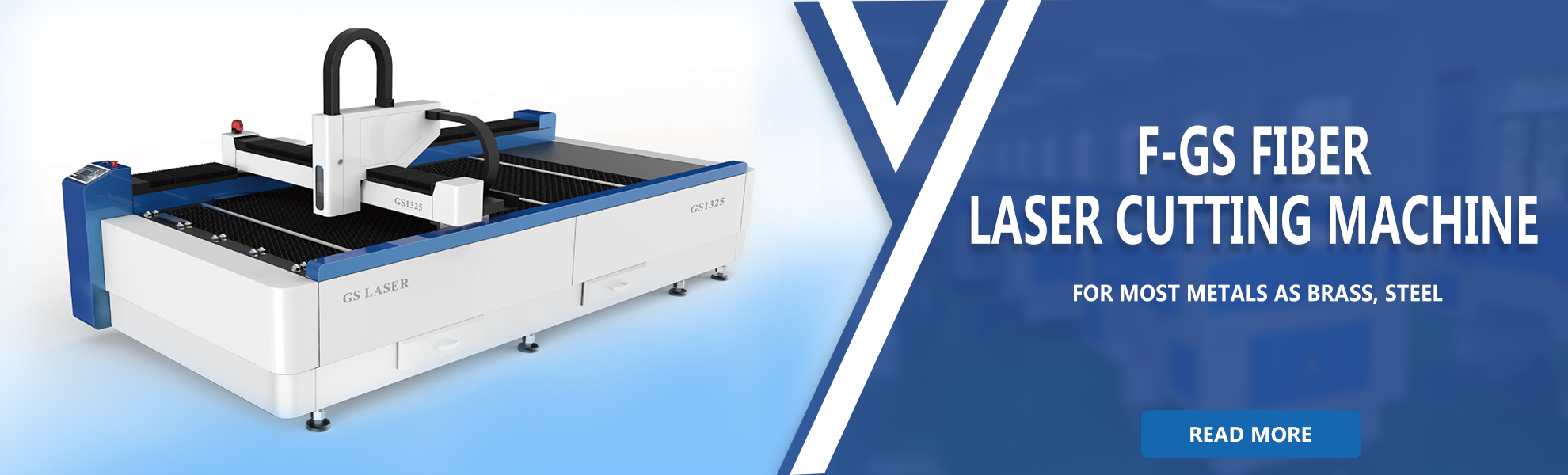 Goldensign Fiber Laser Cutter for Metal Sheet