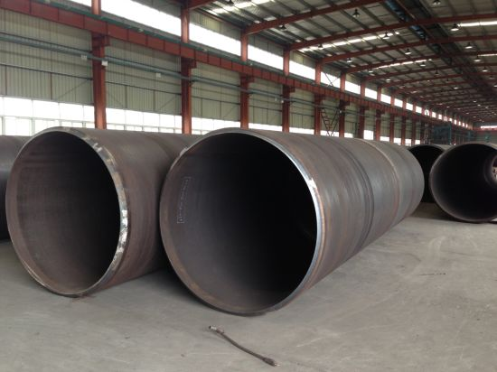 China Products/Suppliers. Welded Oiled Round Carbon Steel Pipe