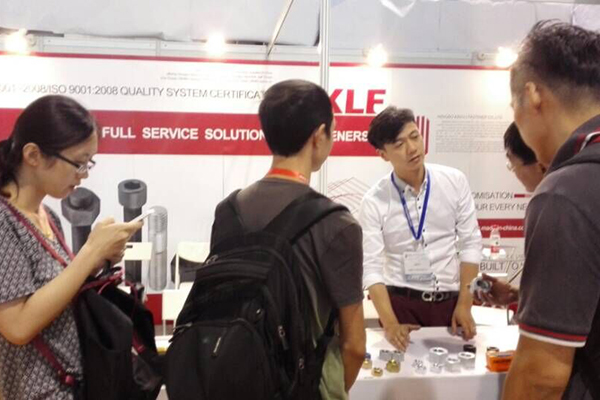2015 Fastener Expo Shanghai [jun 25,2015]