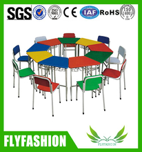 Nursery School Desk And Chair (SF-35C)