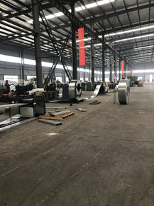 scaffolding plank production line