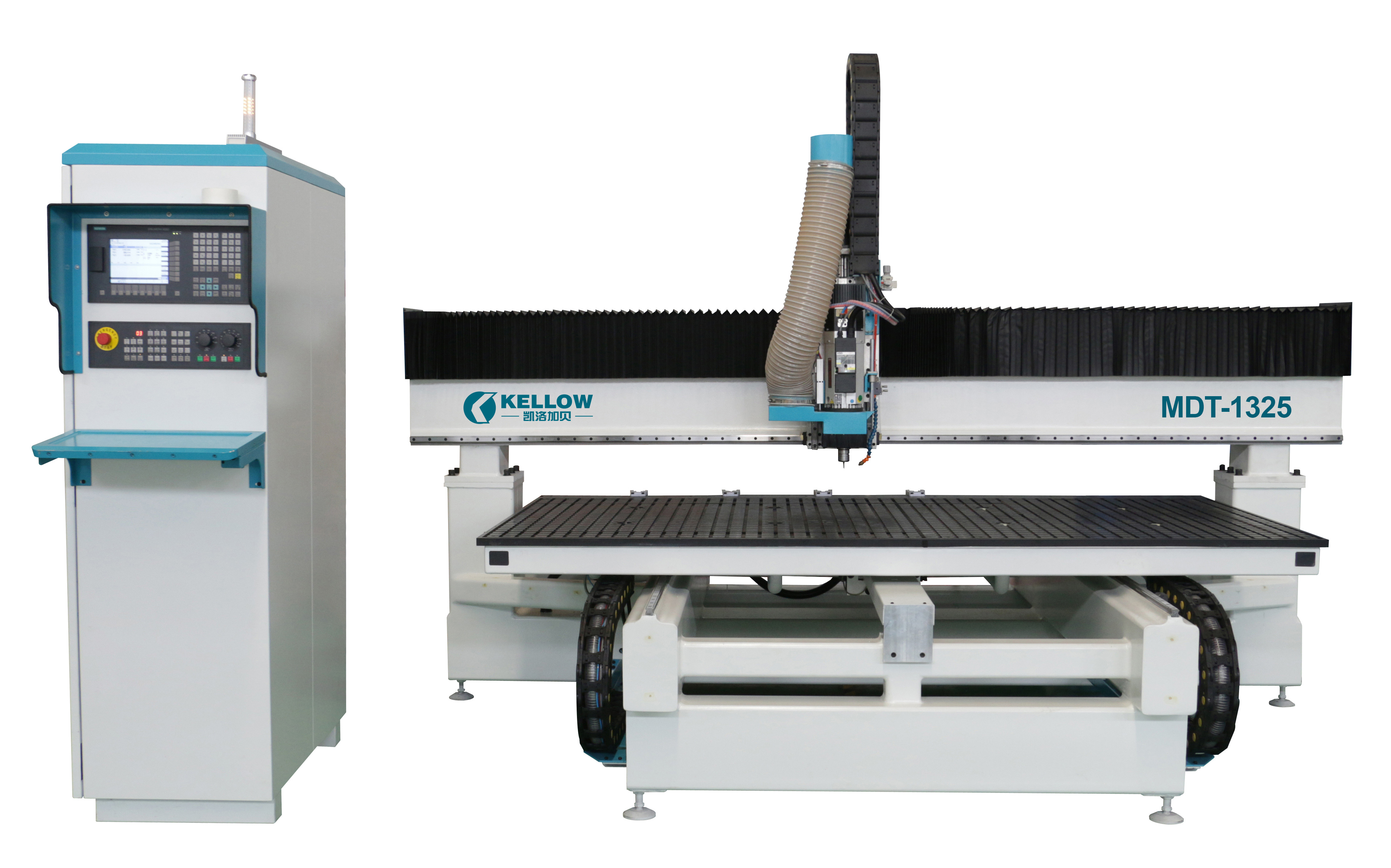 MDT-1325 Moveable flaform processing center